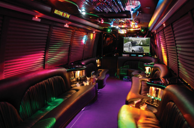 boston party bus tour for bachelor and bachelorette parties in boston